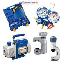 Оборудование и инструмент для монтажа и ремонта